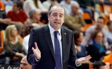 Txus Vidorreta se desvincula del Valencia Basket