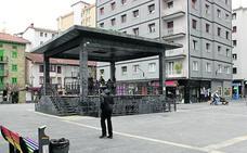 Ermua preguntará sobre el diseño de la carpa de la plaza a su población