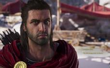 Assassin's Creed Odyssey filtrado en imágenes