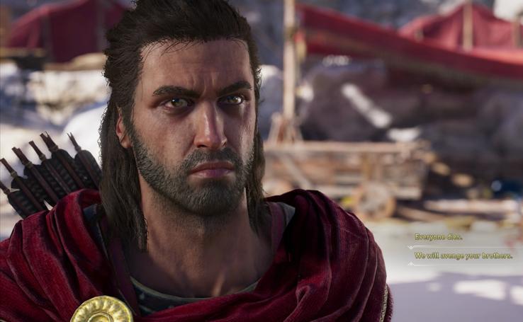 Assassin's Creed: Odyssey filtrado en imágenes