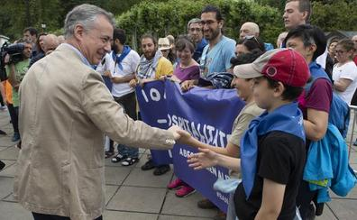 Urkullu ve «interesante» la reforma de la Constitución que propone el PSOE