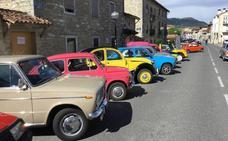 Los coches del siglo XX piden paso en Nanclares y Vitoria