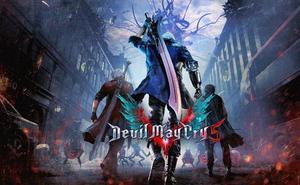Devil May Cry 5 anunciado para PS4, Xbox One y PC