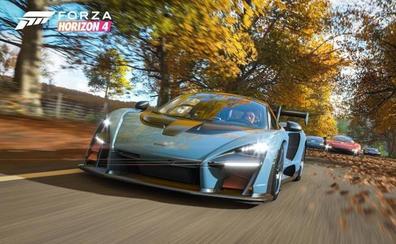 Forza Horizon 4 nos llevará a la campiña inglesa