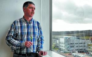 José Antonio Aranda: «Con la excepción de 2013, ha sido el mes de mayo más frío en 15 años en Euskadi»