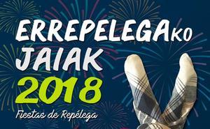 Programa de fiestas de San Cristobal en Portugalete 2018: Errepelegako Jaiak