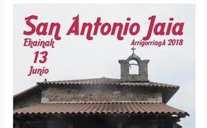Programa de fiestas de Arrigorriaga 2018: San Antonio