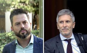 El primer gesto del ministro Marlaska: llama a un huérfano de ETA