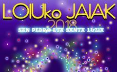 Programa de fiestas de Loiu 2018: San Pedro y Santa Luzia
