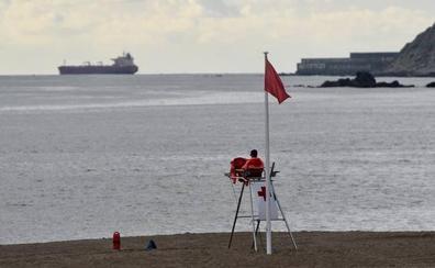 Guk reclama conocer los efectos contaminantes del Puerto sobre las playas de Getxo
