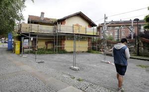El Gobierno vasco estabilizará el edificio de la antigua estación de Neguri pero no lo restaurará
