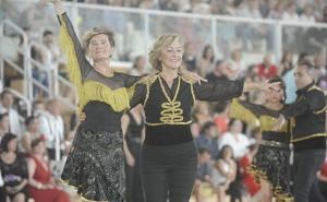 Exhibición de fin de curso del grupo de baile Areto el sábado en Urreta