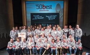 Bilbao también elige a sus '50 Best'