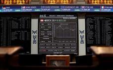El Ibex flaquea al final, pero cierra sobre los 9.900 puntos