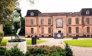 Barakaldo desembolsa 50.000 euros en la compra de dos esculturas de la finca Munoa