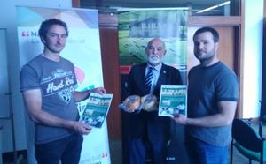 El Casco Viejo acoge la segunda edición del Gazta Fest, con el queso Idiazabal como protagonista