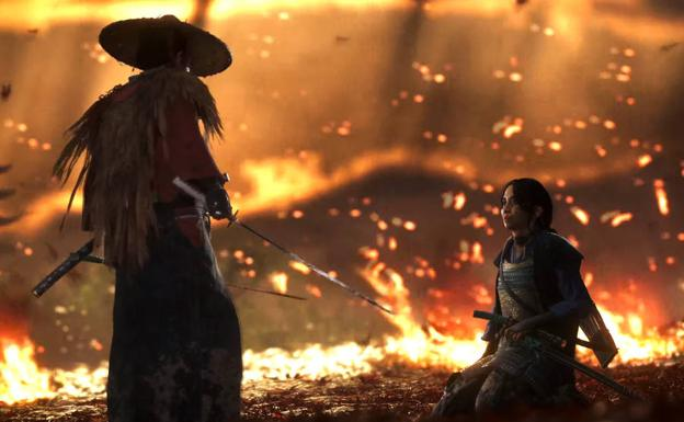 Ghost of Tsushima /Sony