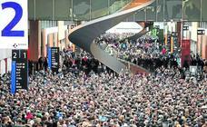 76.449 opositores buscan este fin de semana un empleo fijo en Osakidetza
