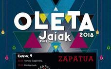 Programa de fiestas de Amoroto 2018: Oletako Jaiak