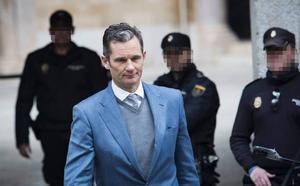 El Supremo deja a Urdangarin a un paso de la cárcel tras certificar que usó a la Familia Real