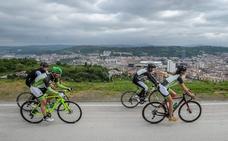Ruta por los montes que rodean Bilbao con la ayuda de una bicicleta eléctrica