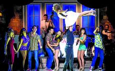 El musical 'Dirty Dancing' llega a Vitoria