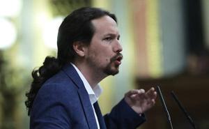 Iglesias pide la dimisión «inmediata» de Máxim Huerta y amenaza con la reprobación