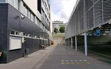 Etxebarri cubrirá 540 metros más del patio del colegio Kukullaga