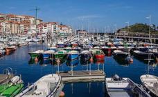 Hallan el cadáver de un hombre de 84 años en el puerto de Lekeitio