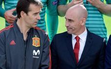 Luis Rubiales: «Tomaremos la decisión que más convenga a la selección»