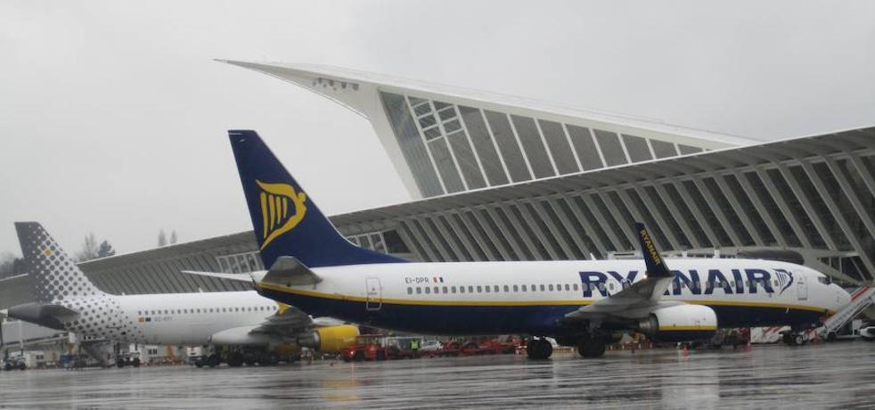 Ryanair volverá en abril de 2019 a Loiu con una ruta a Londres desde 25 euros