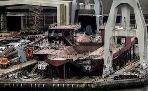 Van Oord y la banca rompen sus negociaciones y colocan a La Naval al borde del abismo