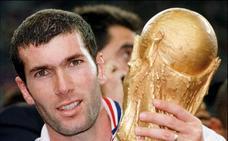 Zidane, la luz de francia