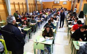El 95,59% de los alumnos mirandeses supera las pruebas de la EBAU