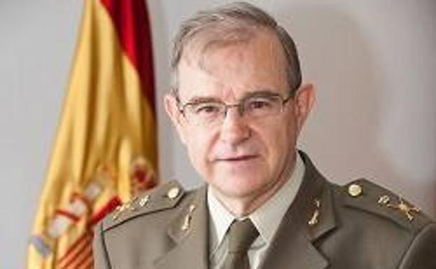 Miguel Ángel Ballesteros, director de Seguridad Nacional   El Correo