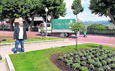Perica se hace cargo del contrato de Parques y Jardines durante los cuatro próximos años