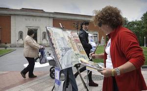 Bilbao Art District-en amaierak hasiera eman dio 'Hilabete bat, galeria bat' ekimen artistikoari