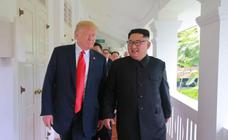 Putin invita a Kim Jong Un a visitar Rusia en septiembre