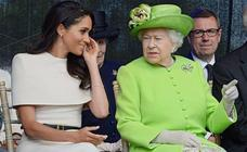 Isabel II se lleva de viaje oficial a Meghan Markle