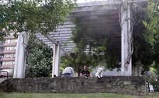 Arranca el asfaltado del parque Pinceles de Basauri, que costará 48.302 euros