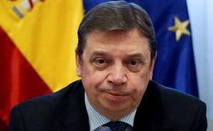 El PP pide la dimisión del ministro de Agricultura, investigado en un caso de robo de agua en Doñana