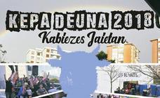 Programa de fiestas de Kabiezes 2018: Kepa Deuna