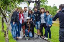 El centro BBK Urdaibai se abrirá a toda Bizkaia con nuevas actividades de ocio activo y educativo