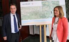 El nuevo trazado de la Variante Sur Ferroviaria en Barakaldo indigna a ecologistas y oposición