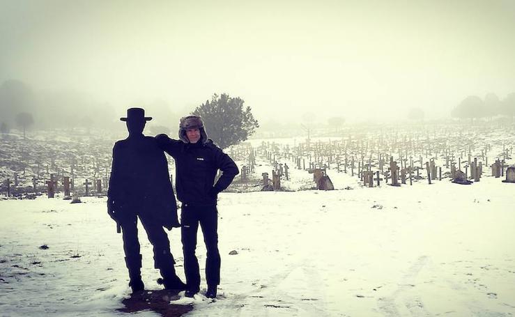 Clint Eastwood resucita en Burgos