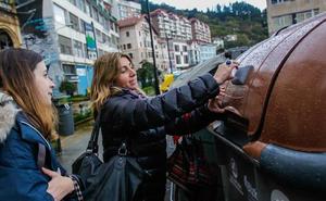 Lea Artibai, a la cabeza del reciclaje orgánico en Bizkaia con 16,6 toneladas diarias