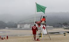 Desaparece la alerta por contaminación fecal en las playas vizcaínas