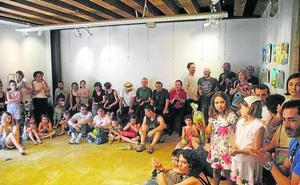 Jornadas gastronómicas, concurso de pintura al aire libre y teatro en Ermua