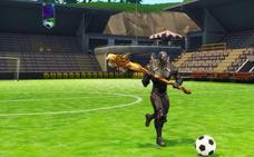Dónde están los estadios de fútbol en Fortnite