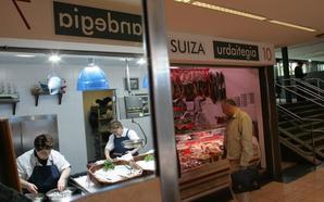 Bilbao subirá el 1,1% las tasas de los mercados municipales en 2019